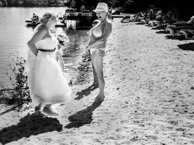 Hochzeitsfotograf Odenwald: eine Beach-Hochzeit (fast) ohne Strand!