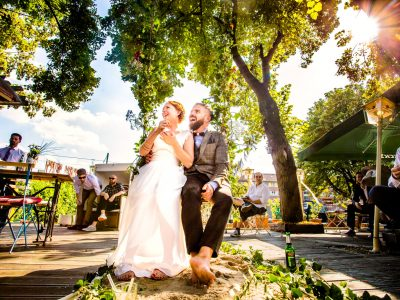 FRANKFURT WEDDING PHOTOGRAPHER: Relaxed summer wedding at