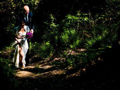 Als Hochzeitsfotograf im Odenwald