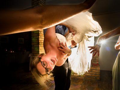 Hochzeitsfotograf Mainz: Eine verrückte Hochzeit mit Nachttrauung