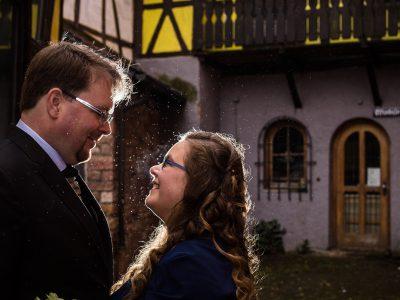 Hochzeitsfotos in Michelstadt im Odenwald