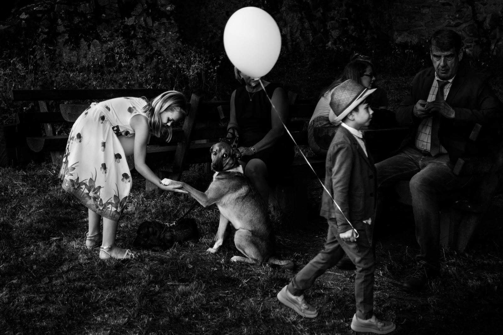 Freie Trauung von Trautante Friederike Delong auf der Burg Rodenstein im Odenwald fotografiert von Hochzeitsfotograf Steven Herrschaft aus Wiesbaden