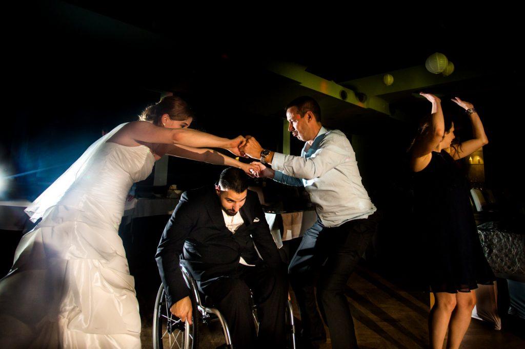 Gäste Feiern Heiraten