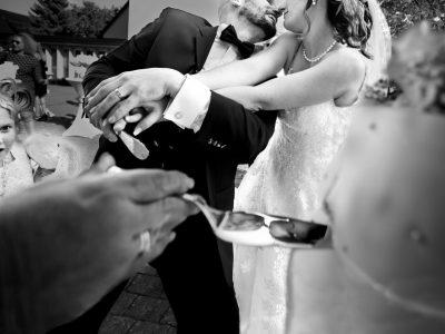 Wedding photographer Reichenau: an emotional autumn wedding